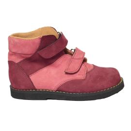 Lány supinált magas szárú cipő