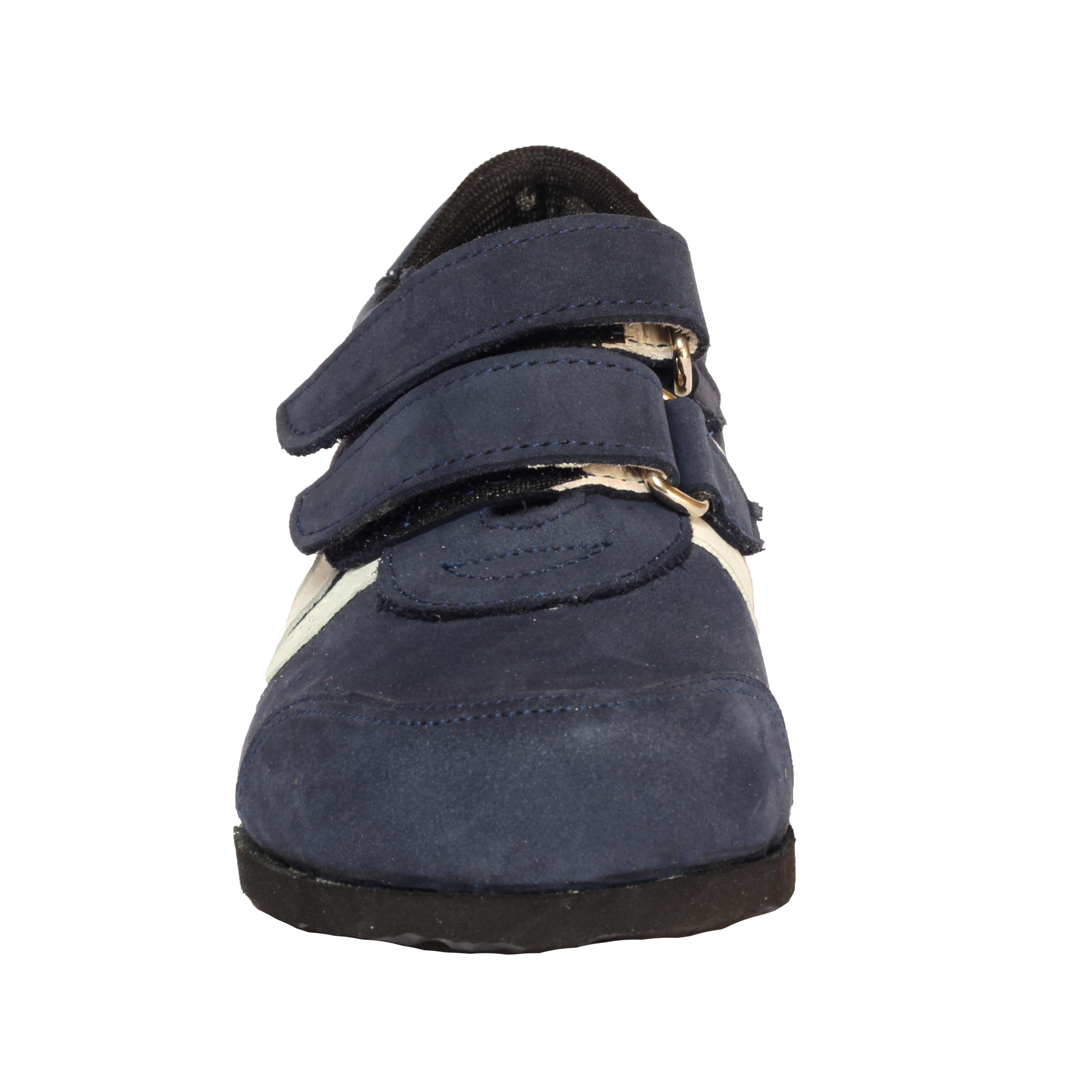 Supinált fiú tépőzáras bőr cipő sport  cb47e61797