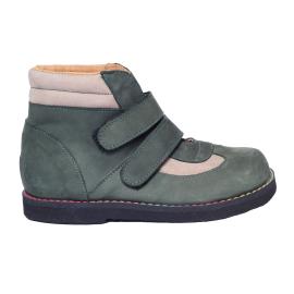 Magasszárú supinált gyerek bőr cipő
