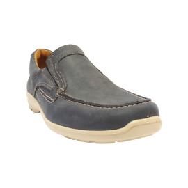 Jomos férfi bőr cipő bebujós