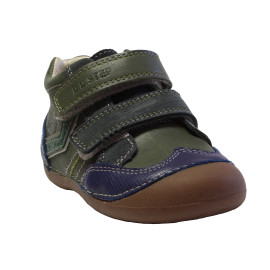 D.d. Step fiú bőr cipő 015-70D
