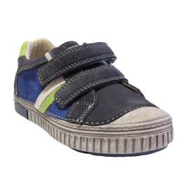 D.D. Step fiú bőr cipő 033-38