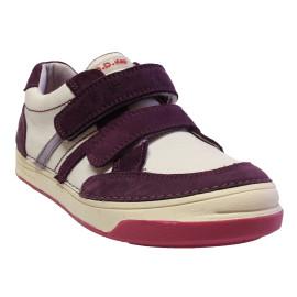 D.D. Step lány bőr cipő 040-1A