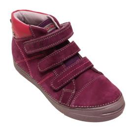 D.d step lány magasszárú cipő 040-2E