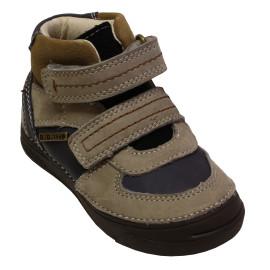 d.d. step fiú magasszárú cipő 040-26B
