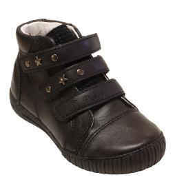 d.d step lány magasszárú bőr cipő 036-56C