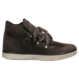 Fiú magasszárú cipő TE6177
