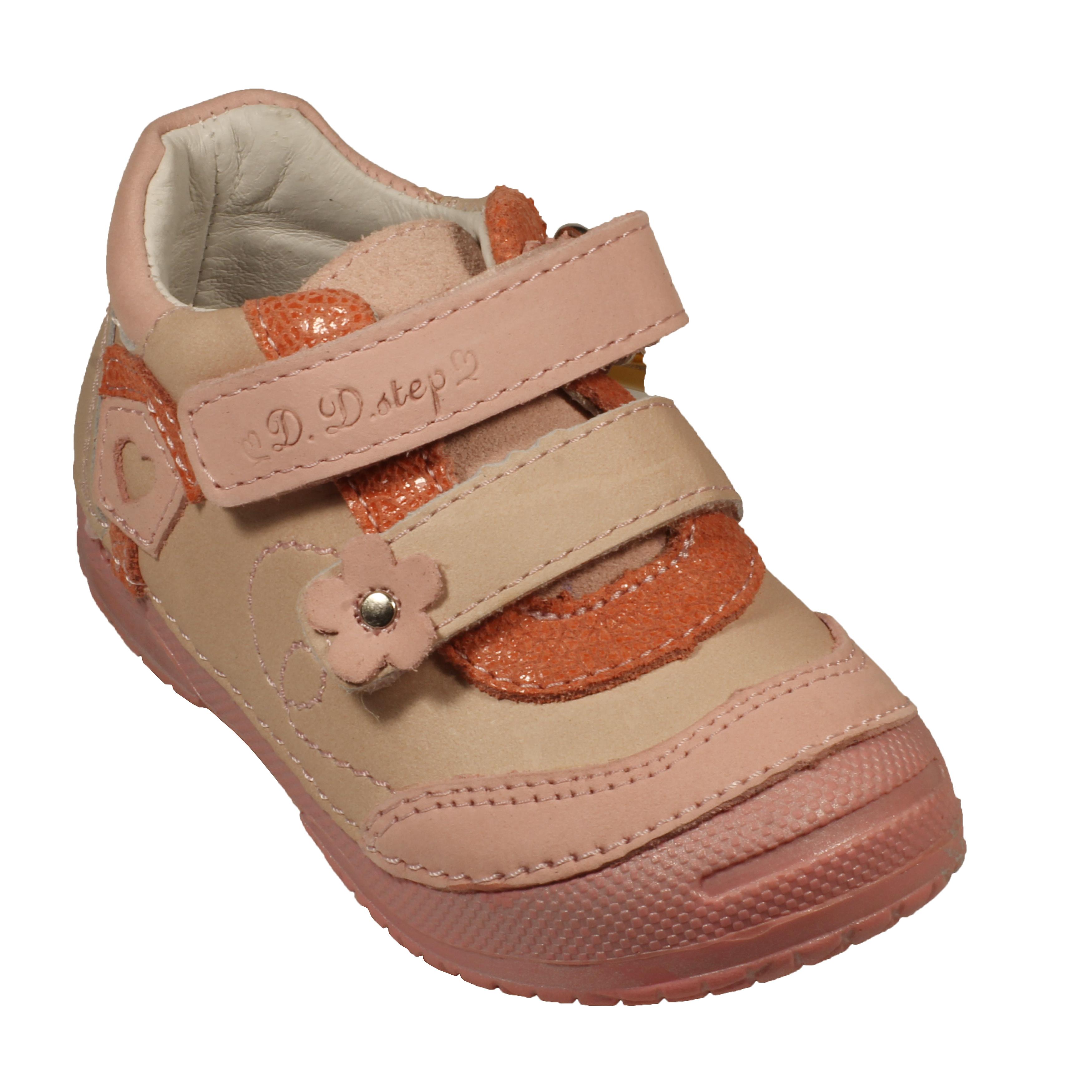 d.d.step lány bőr cipő 038 17B | Jager Shoes