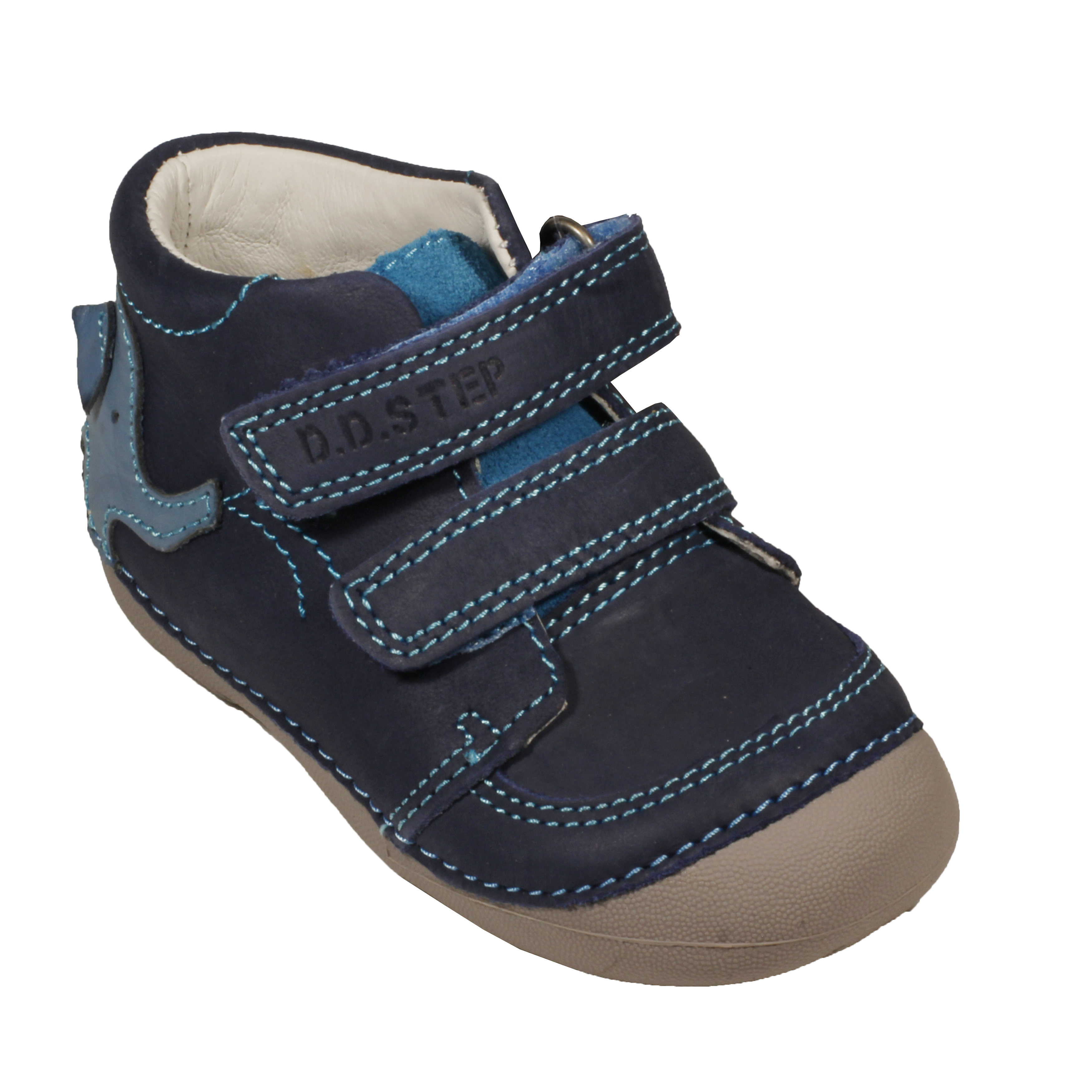 D.D. STEP FIÚ BŐR CIPŐ 038 233B | Jager Shoes