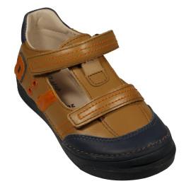 D.d step fiú bőr cipő 040-414AM